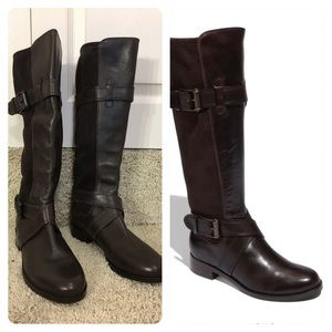 NWOT! Air Whitley' Buckle Strap Boot COLE HAAN